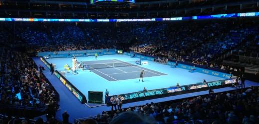 ATP Finals : Djokovic, Federer et les sans-dents