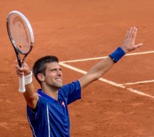 A Monte-Carlo, Novak Djokovic tentera de poursuivre sur sa lancée du début de saison (Crédits: Yann Caradec)